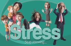 Mengatasi stres walaupun pekerjaan menumpuk
